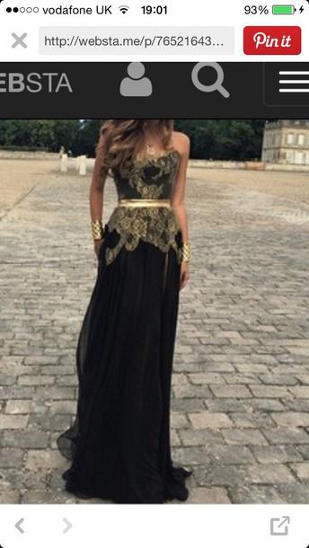 dress black dress gold dress lace dress pinterest