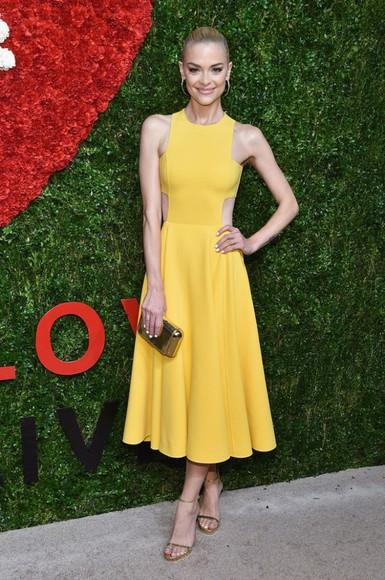 dress yellow dress yellow jaime king