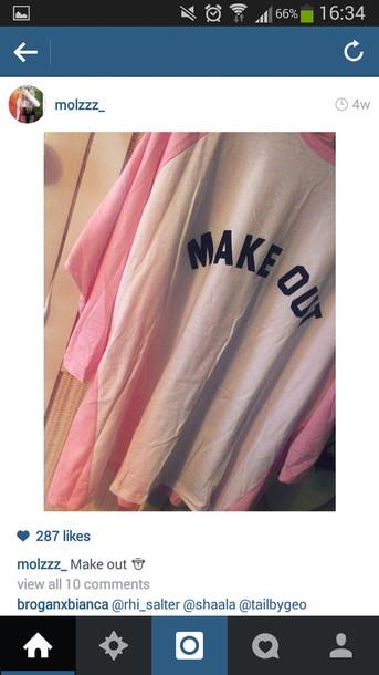 t-shirt pink t-shirt