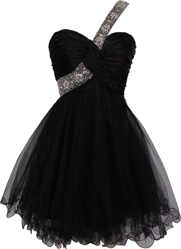 dress black prom dress black dress short dress black black and white dress