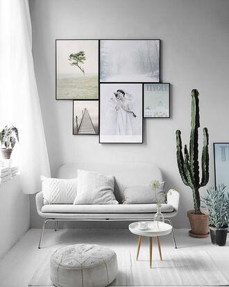 home accessory home decor minimalist home furniture cactus table wall decor hipster boho decor
