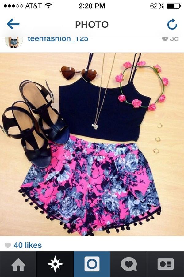 shorts tumblr summer style fashion