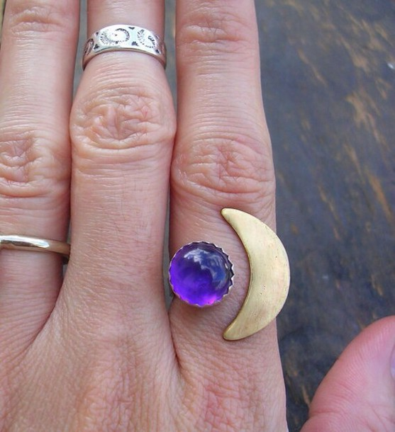 jewels blue moon ring ring