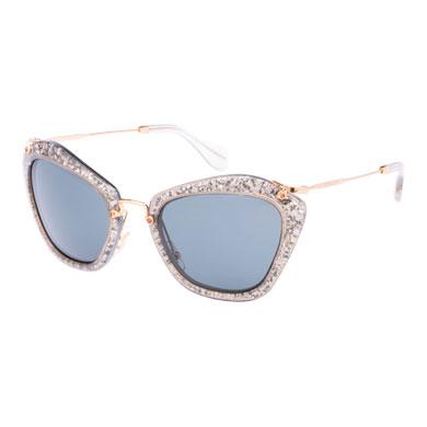 Miu Miu e-store · Eyewear · Acetate · Sunglasses SMU10N_EIAH_F01A1