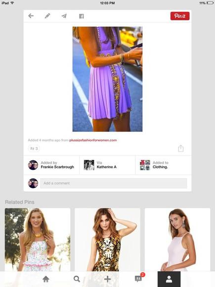 purple lavender prom homecoming dress short
