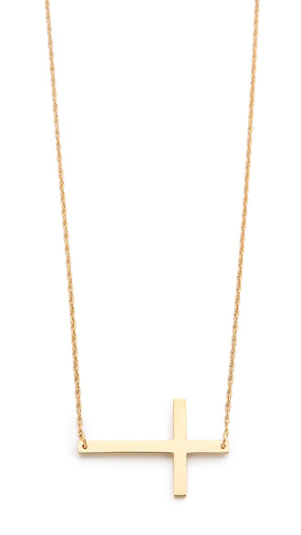 cross necklace cross necklace gold jewels