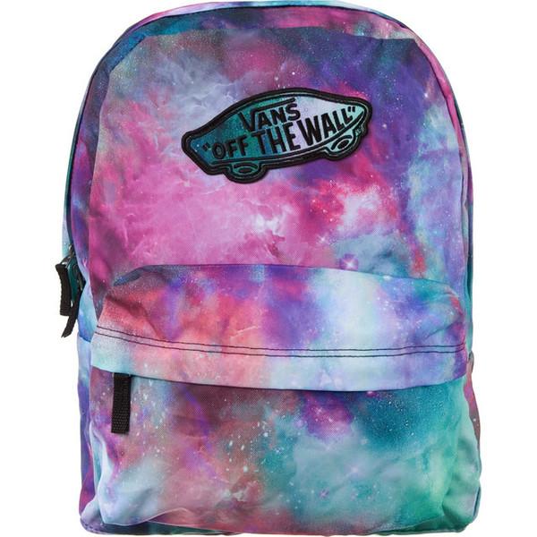 bag  vans  galaxy print