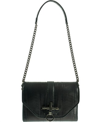 2500e6ad6015 Leather OBSEDIA bag with chain strap Givenchy