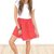 Dress Annie red – SHOKO