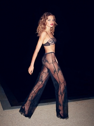 pants mesh clear pants lingerie mesh pants see through pants see through