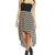 Chevron 2fer Tube High Low Dress | Wet Seal