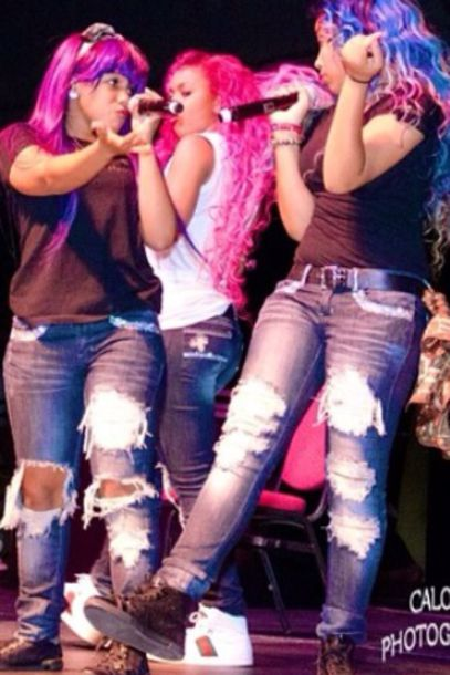 OMG Girlz Zonnique Pullins 2014Zonnique And Breaunna 2014