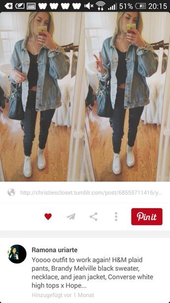 jacket denim jacket denim jacket white converse