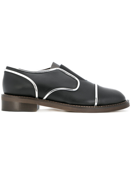 MARNI metal women shoes leather black