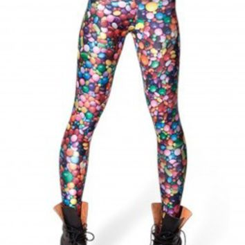 Candy Leggings on Wanelo