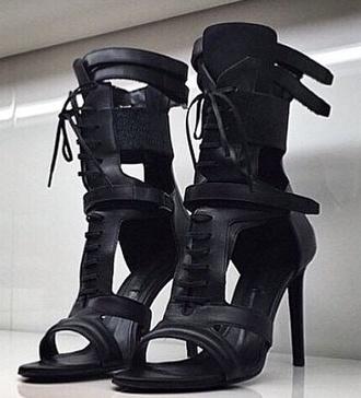 shoes sandal heels black heels jacket coat