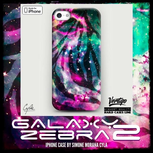 GALAXY ZEBRA 2 by Simone Morana ... | Vertigo Official Store | Depop