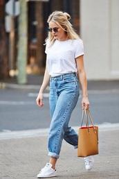 jeans,bag,irene closet,blogger,underwear