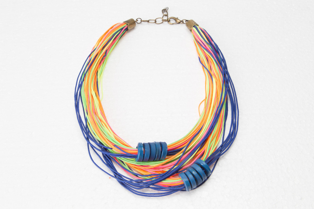 Neon Necklace – Colocsty