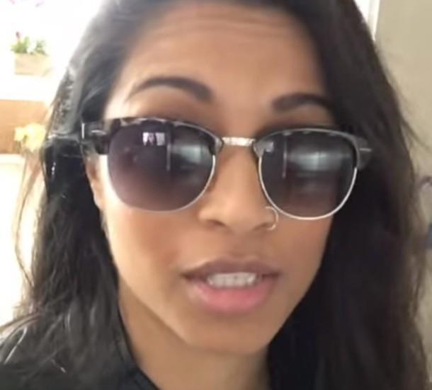 Sunglasses Iisuperwomanii Glasses Sun Black Turtle Ring