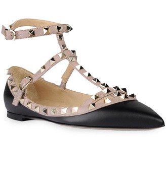 shoes valentino flats sandals