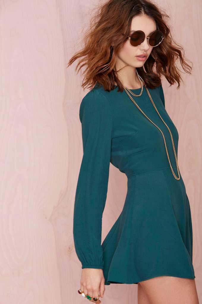 After party vintage winslet dress
