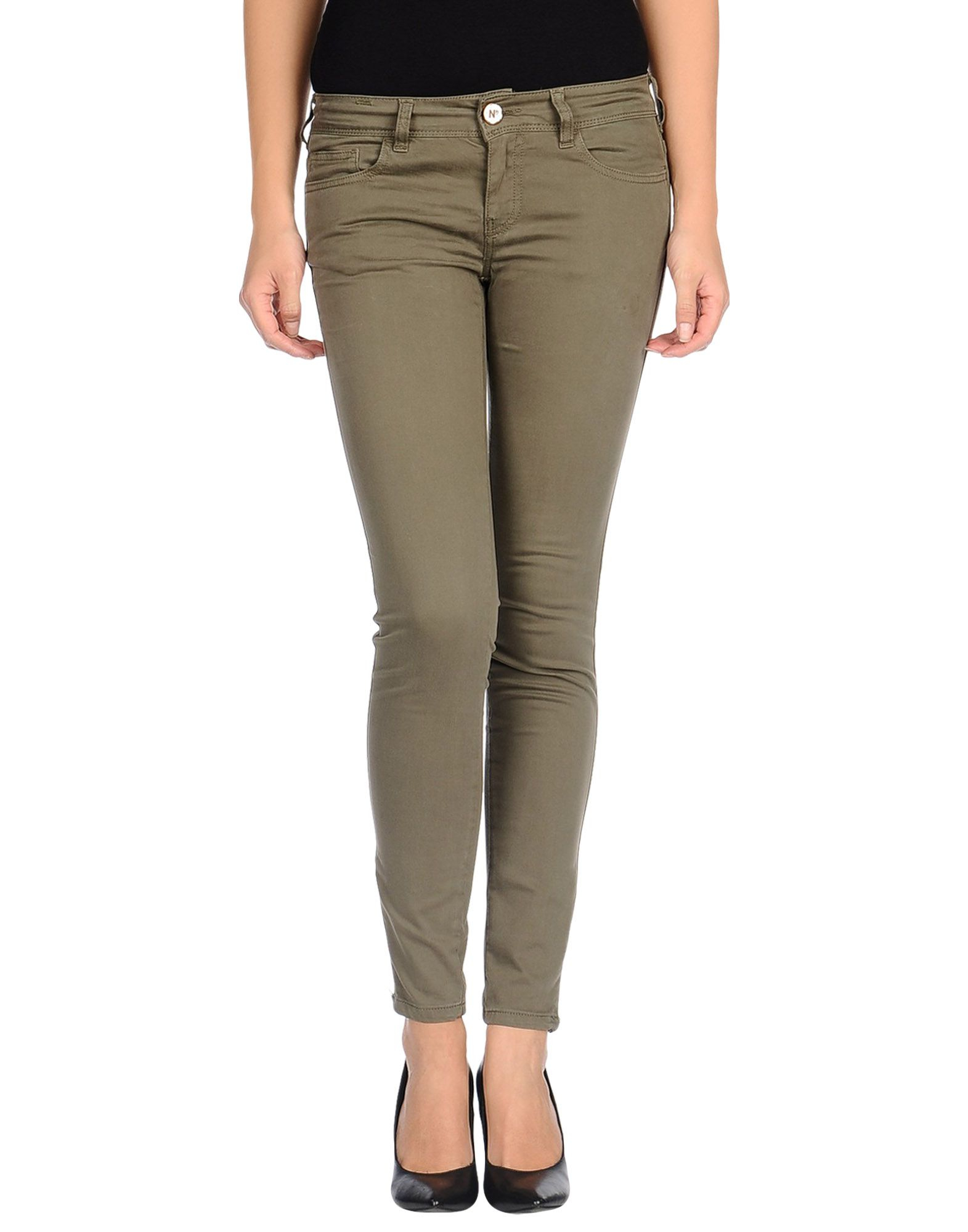 Notify Casual Trouser in Khaki (Military green) | Lyst