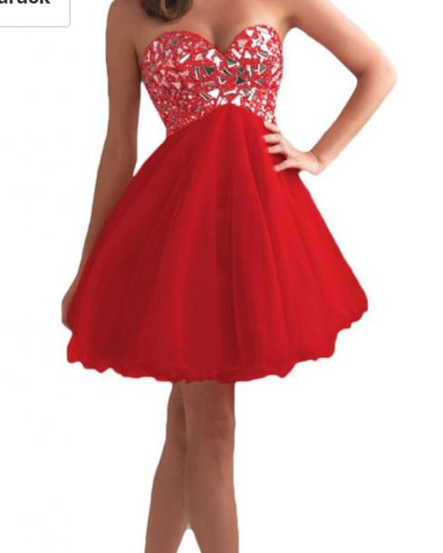 a5d3f02e78 red dress prom prom dress prom dress prom dress prom dress short short prom  dress glitter