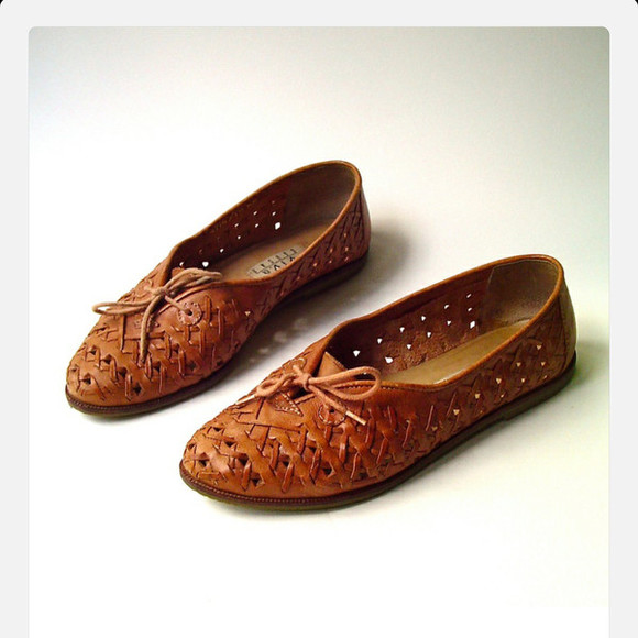 shoes oxfords brown cute stylish summer outfits dress