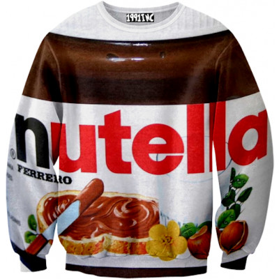 Nutella Sweater ($65.00) - Svpply