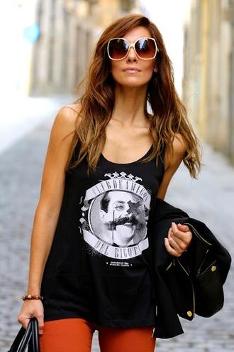 tank top princess by kuka acacia brinley eco friendly eco-friendly mpustache bigote