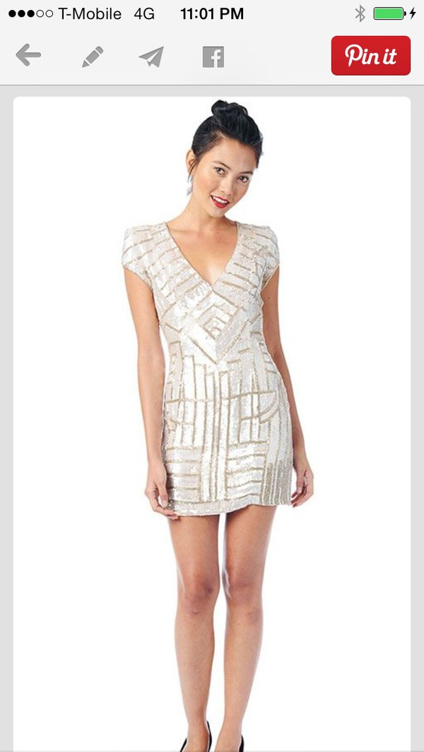 dress sequin dress mini dress white dress white