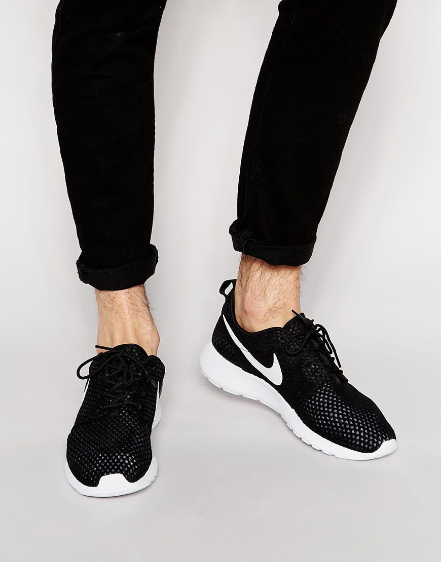 sneakers for cheap 4f15e 792c1 Nike Roshe Run BR Trainers 718552-011 at asos.com