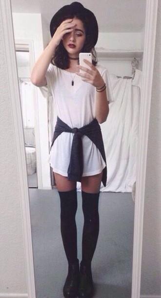 dress t-shirt tunic