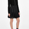 Alexander wang women`s tweed ring skirt