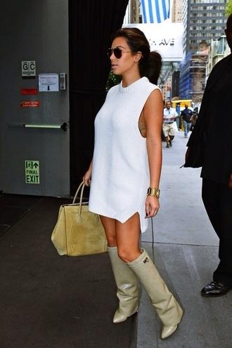 shoes kim kardashian dress bag