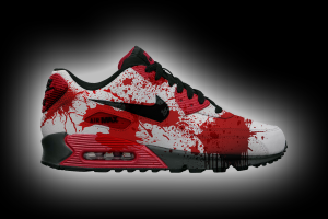 Wound Air Max 90 on mr exclusive customs - Sell or Buy Shoes & Apparel