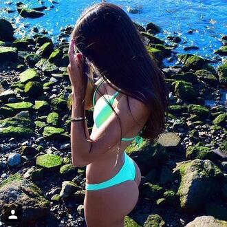 swimwear bikini bottoms fluorescent swimsuits bikini