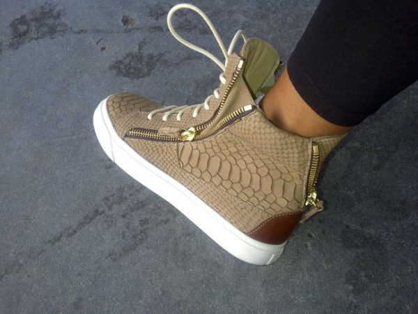 sneakers snakeskin sneakers shoes high cut sneakers
