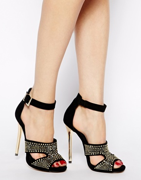 ASOS | ASOS HOP SKIP JUMP Heeled Sandals at ASOS