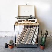 home accessory,record storage