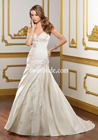 dress wedding dress wedding dresses with crystal wedding dress white lace sparkly long sleeves wedding dress sparkle wedding dress with flowers