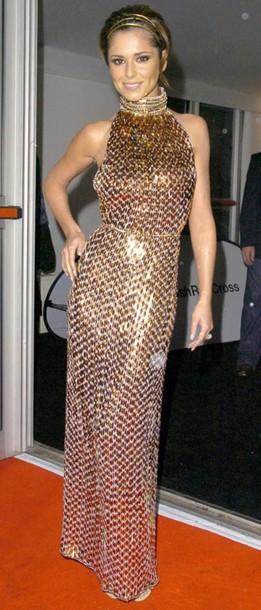 dress brillant dress