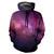 Purple Galaxy Hoodie – Yo Vogue Clothing