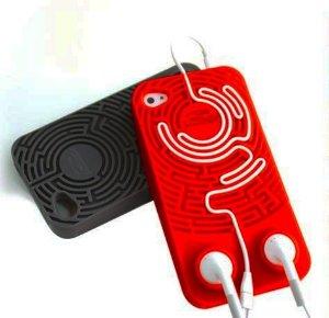 Wisdomaze Protective Silicone Case iPhone 4 - 4s: Amazon.co.uk: Electronics