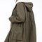 Soft anorak coat