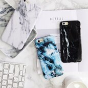phone cover,marble,hipster,it girl shop,instagram,girly,cool,iphone,trendy,indie,dope,hippie,tumblr,fashion,blue,white,black,style,iphone case,teenagers,iphone cover,phone,blue marble