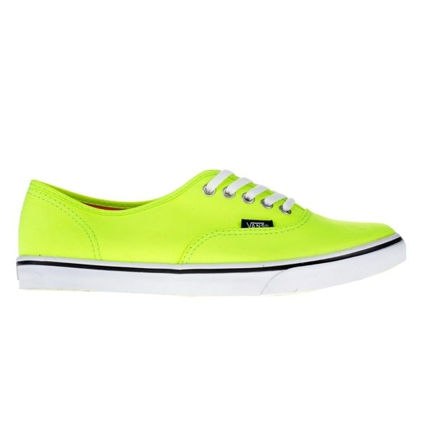 VANS Lo Pro Authentic Neon Shoes Sizes 10/10.5 & 11 NEW Women's Yellow Green 8 9 | eBay