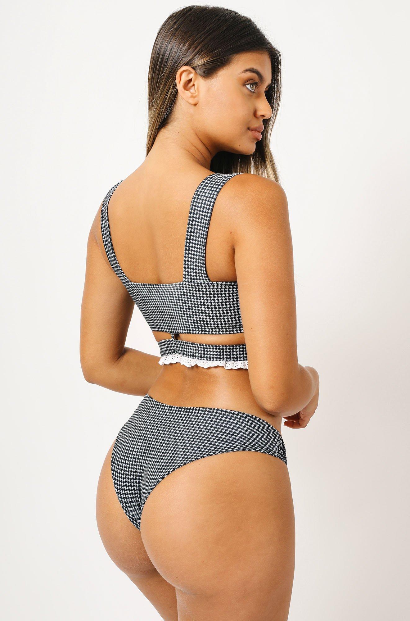 Eve Bikini Bottom in Hounds