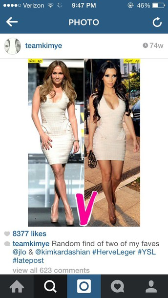 kim kardashian jennifer lopez bodycon dress